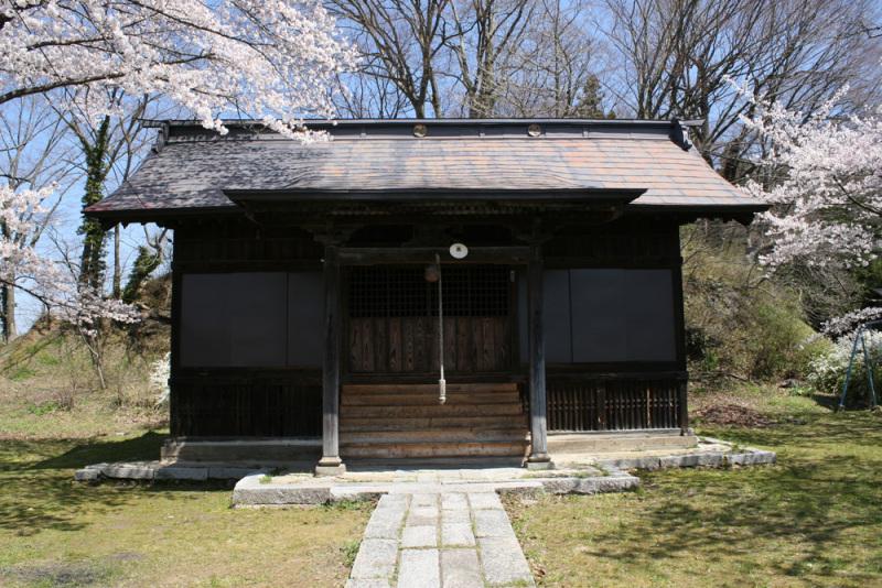 ameba244のBlog-王子神社 三春町